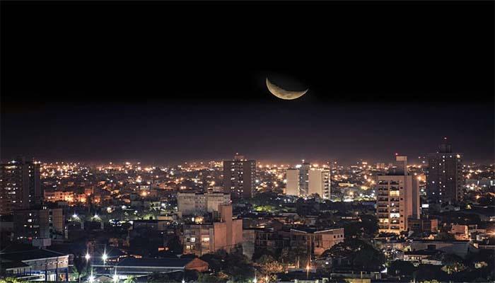 چاند کی اطلاع بعد از وقت