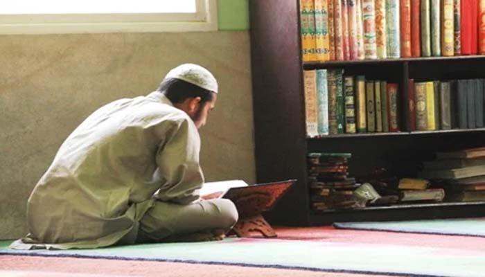 سات سال کی عمر میں نماز کی تاکید